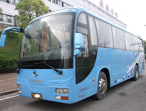 哈尔滨北碚大巴车出租